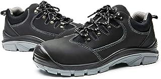 Men's Steel Toe Anti Static Work Sneaker Water Resistant...