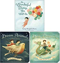 Emily Winfield Martin Collection 3 Books Set (The Wonderful Things You Will Be [Hardcover], Dream Animals, Day Dreamers)