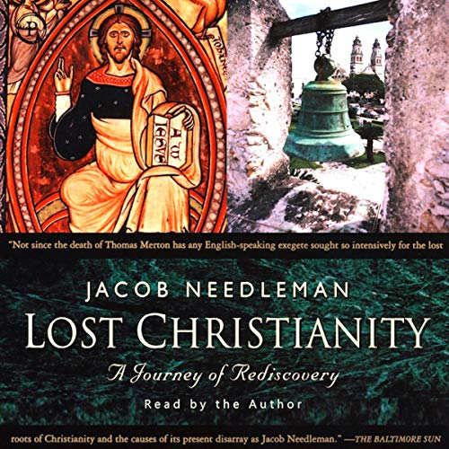 Lost Christianity cover art