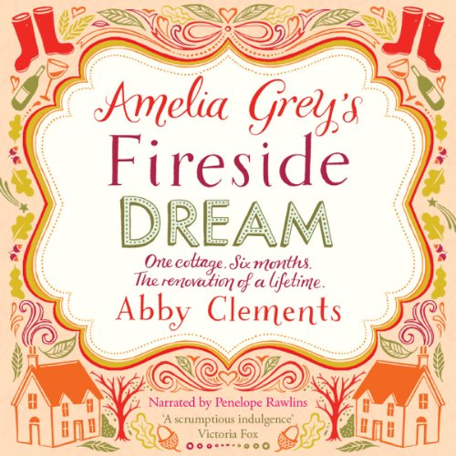 Amelia Grey's Fireside Dream Titelbild