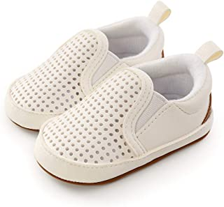 Baby Walking Shoes Cute Animal Canvas Sneakers Infant Shoes Soft Sole Toddler Sneakers Shoes for Boys Girls