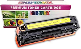 Sham Technologies Laser Toner Cartridge Compatible With Cb542A - Yellow