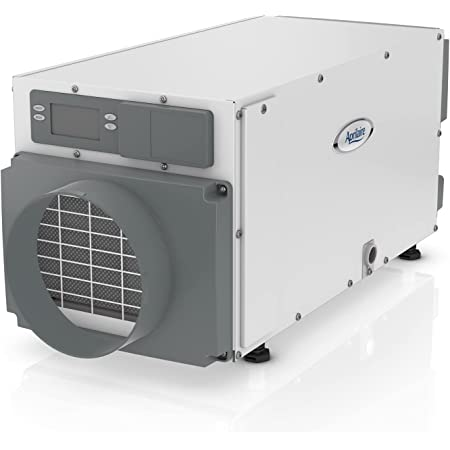 Aprilaire E70 Pro 70 Pint Dehumidifier for Crawl Spaces, Basements, Whole Homes, Commercial up to 2,800 sq. ft.