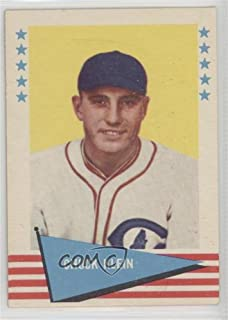 Chuck Klein (Baseball Card) 1961 Fleer Baseball Greats - [Base] #51