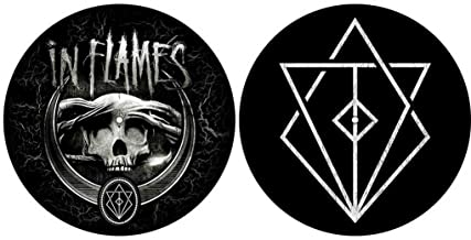 In Flames 'Battles' Turntable Slipmat Set