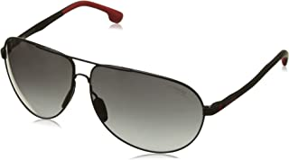 CARRERA Men's Sunglasses Aviator Carrera 8023/S Matt Black