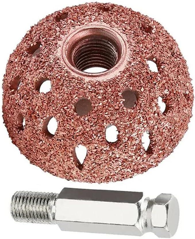 Meisuk Tire Repair Tool Grinding Head Connecting Rods Set, 38mm