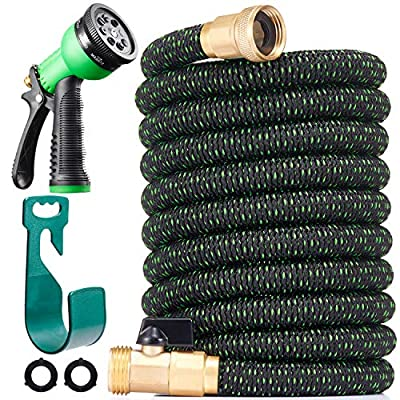 150 ft Expandable Garden Hose - All New 2021 Re...