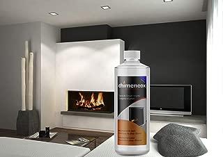 Caja 12 Botellas de 1 litro Bioetanol 96% origen Vegetal para chimeneas - Combustión de alta calidad no humos