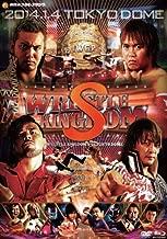 Wrestling (N.J.W.) - Wrestle Kingdom 8 2014.1.4 In Tokyo Dome (DVD+BD) [Japan DVD] TCED-2091