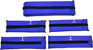 Kiefer 801085 Flotation Set with Ankle Floats/Wrist Floats/Waist Belt, Blue