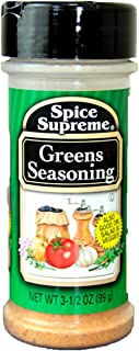 Spice Supreme Green Seasoning 3.5 Ounce (12 Jars)