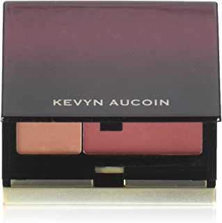 Kevyn Aucoin The Creamy Glow Duo - # 1 Bloodroses/Nuelle 0.16 oz