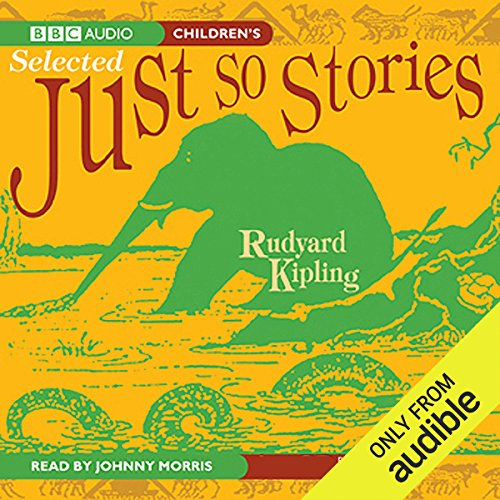 The Complete Just So Stories audiobook cover art