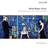 Enescu/Arensky: Erste Klaviertrios - First Piano Trios - Trio Enescu