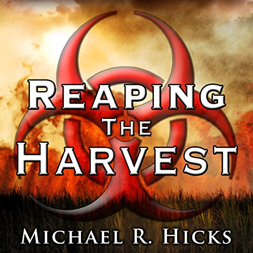 Reaping the Harvest audiobook cover art