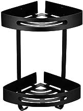 CBXSF Sanitärteile Fünfteiliges rack Edelstahl Schwarz rack B