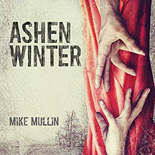 Ashen Winter  audiobook cover art