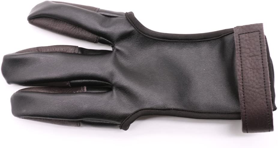 Oklahoma City Mall Nachvorn Archery Leather Shooting Protect Design Finger 3 Elegant Gloves