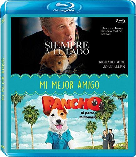 Pack Mi Mejor Amigo: Hachikō + Pancho, El Perro Millonario [Blu-ray]