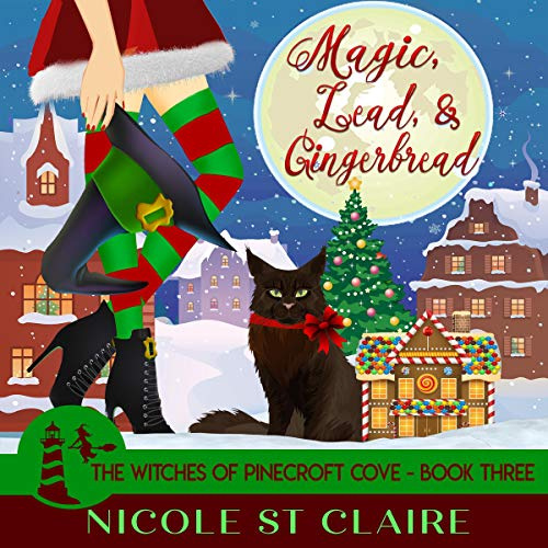 Magic, Lead, & Gingerbread cover art