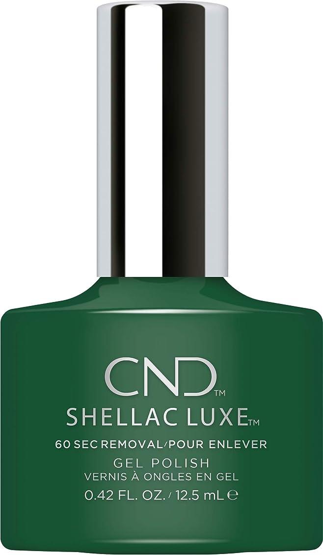 記述する注釈容疑者CND Shellac Luxe - Palm Deco - 12.5 ml / 0.42 oz