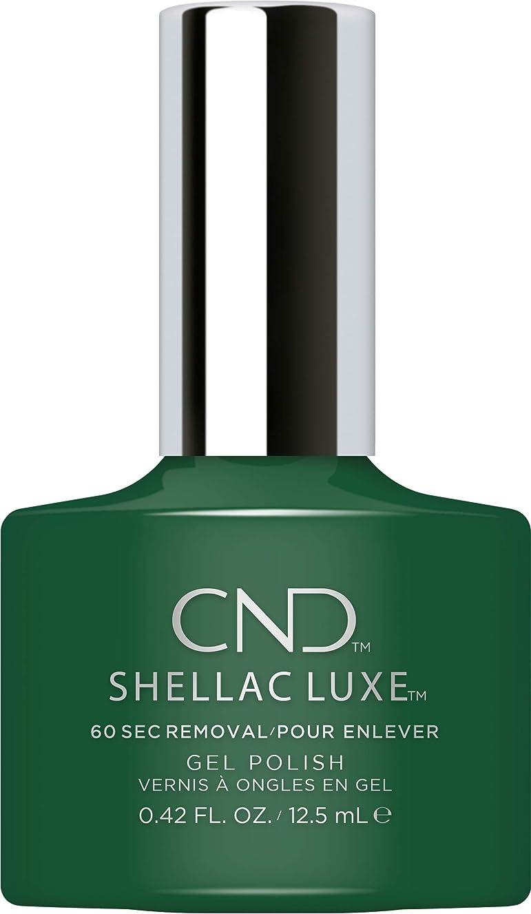 自己尊重案件アルコーブCND Shellac Luxe - Palm Deco - 12.5 ml / 0.42 oz