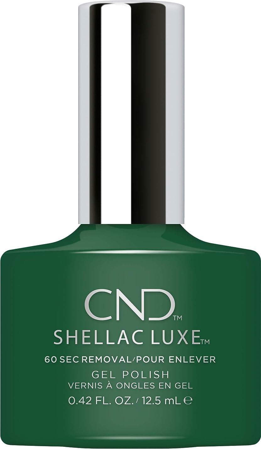 火曜日キー三十CND Shellac Luxe - Palm Deco - 12.5 ml / 0.42 oz