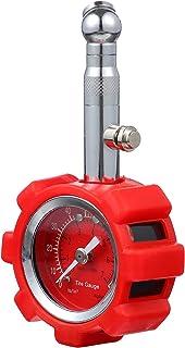 FAVOMOTO Medidor de Pressão Dos Pneus Heavy Duty Preciso Escala Dupla Medidor De Pressão De Ar para Ciclismo de Estrada Pn...