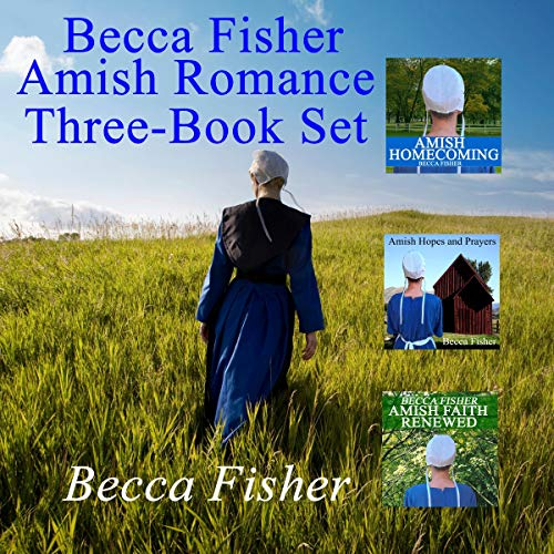 Becca Fisher Amish Romance Three-Book Set cover art