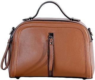 Leather Handbag Handbag Fashion Spray Color Shoulder Diagonal Package Green