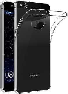 Case for Huawei P10 Lite (5.2 inch) MaiJin Soft TPU Rubber Gel Bumper Transparent Back Cover