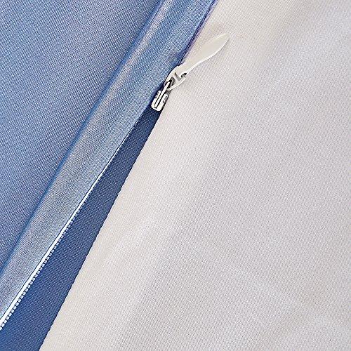 リリーシルク『19匁ファスナー式絹&綿枕カバー』