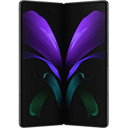 Galaxy Z Fold 2 5G | SM-F916N 256GB | Factory Unlocked - Korean International Version (Mystic Black)