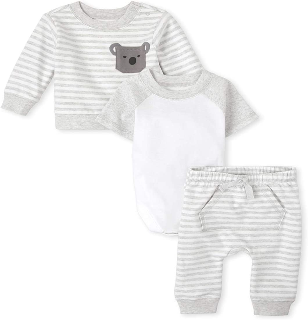 The Children's Place baby-boys Playwear Set