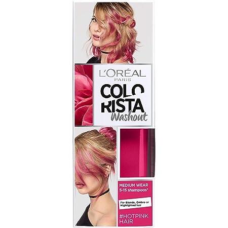 Splat Kit de coloración de pelo completo/semipermanente rosa ...