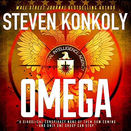 OMEGA: A Black Flagged Thriller cover art