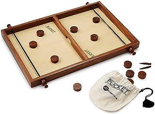 Pucket (パケット) ヨーロッパ発祥の2人対戦型ボードゲーム 大人 子供 家族で遊べる テーブルボードゲーム【日本正規品保証品】