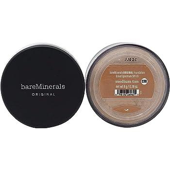 bareMinerals Original Broad Spectrum SPF 15 Foundation, Medium Tan, 0.28 Ounce (BARE-269655)
