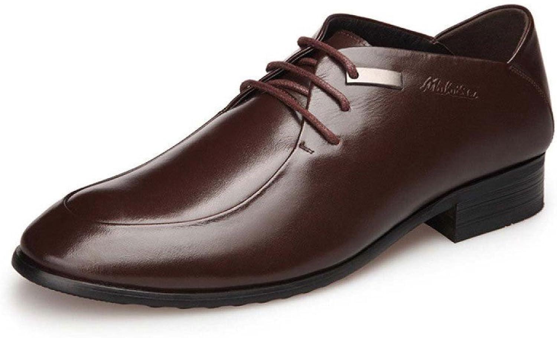 LEDLFIE Men's Real Leather shoes Formal Wear Casual Wear shoes