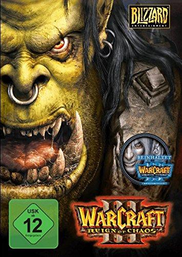 WarCraft III: Reign of Chaos Gold [Bestseller Series] - [PC/Mac]