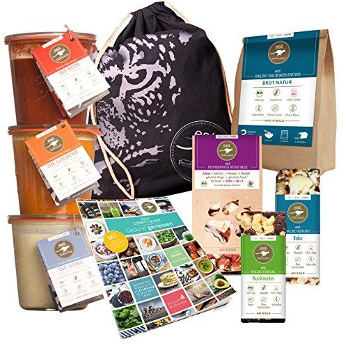 eat Performance® Lifestyle Box (10 Artikel) - Bio, Paleo, Ohne Zuckerzusatz, Glutenfrei, Laktosefrei, Aus 100% Natürlichen Bio Zutaten