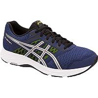 Asics Gel-Contend 5 Men's Running Shoes (Indigo Blue/Silver)