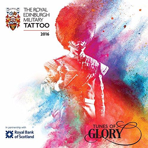 Royal Edinburgh Military Tattoo 2016