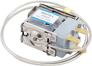 ApplianPar Universal Fridge Freezer Refrigerator Thermostat Temperature Control 3 Pin WDF20-L