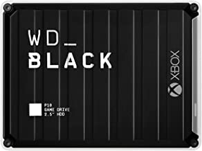 WD_Black 4TB P10 Game Drive para Xbox One, disco rígido externo portátil com Xbox Game Pass de 1 mês - WDBA5G0040BBK-WESN