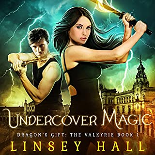 Undercover Magic audiobook cover art