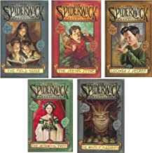 The Spiderwick Chronicles Series #1-5 (The Field Guide~The Seeing Stone~Lucinda's Secret~The Ironwood Tree~The Wrath of Mulgarath)