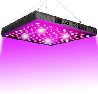 2000 Watt LED Grow Light, Full Spectrum UV IR COB Series Plant Grow Lamp, with Daisy Chain, Veg and Bloom Switch, for Hydroponic Greenhouse Indoor Plant Veg and Flower
