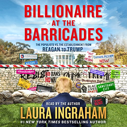 Billionaire at the Barricades audiobook cover art